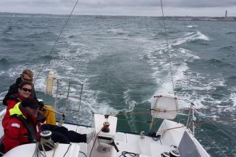traversée côte Bretagne / anglo