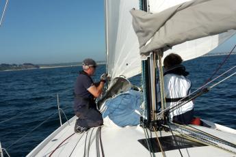 stage navigation anglo-normandes