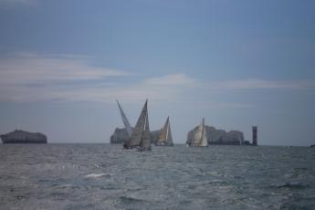 traversée de la Manche – île de Wight