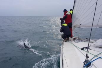 navigation en Manche